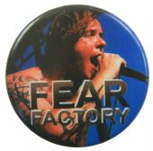 Fear Factory - 'Burton Stage' Button Badge